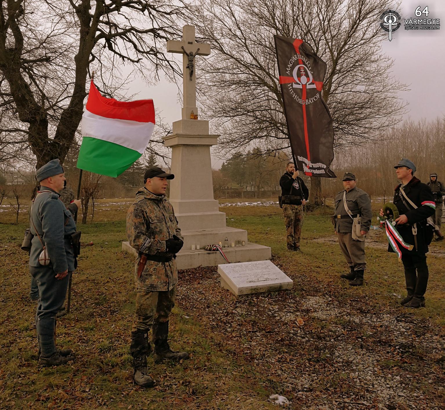 Mozgalmunk társvezetője Incze Béla párhuzamot vont a cseh-kiverésben részt vett katonák, vasutasok és civilek önkéntes szerepvállalása és napjaink nacionalista aktivistáinak szintén saját elhatározáson alapuló küzdelmei közt.
